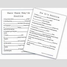 Free Language Arts Worksheets Archives  Homeschool Den
