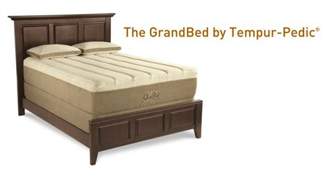 Tempur Pedic Grand Bed grand bed gardners mattress more