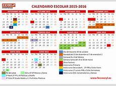 Calendario Escolar 2015 2016 De La Sep Search Results