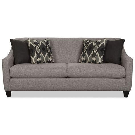 Craftmaster Sleeper Sofa by Craftmaster 776950 Contemporary Sleeper Sofa With