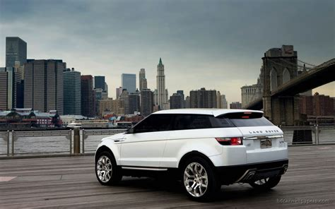 Land Rover Lrx Concept Black Car Interior Design
