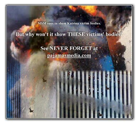 Msm On Showing Dead Bodies Go To The Pajamasmedia 9 11