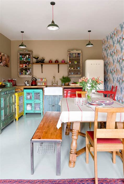 Vintage Kitchen Furniture by Vintage Kitchens With Modern Rustic Retro Inspiration