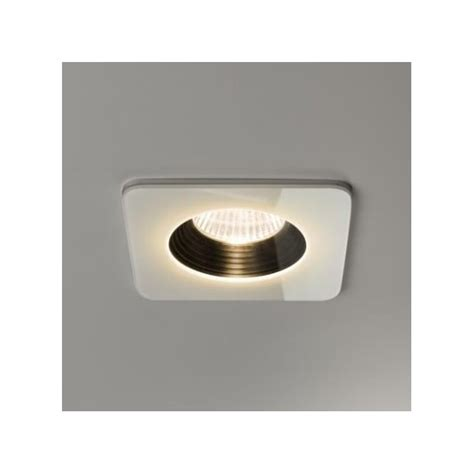 shower rated recessed lights astro lighting vetro single light led square fire rated