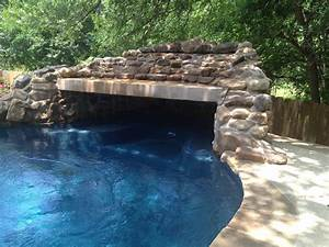 Grotto Features | New Wave Pools Austin | Extravagant Home ...