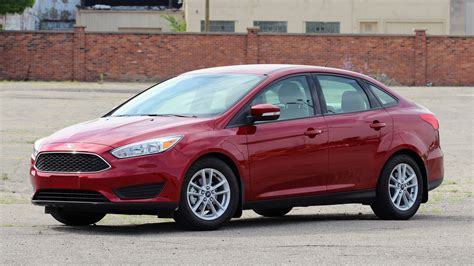 Ford Focus 2016 Review by Review 2016 Ford Focus Se Ecoboost