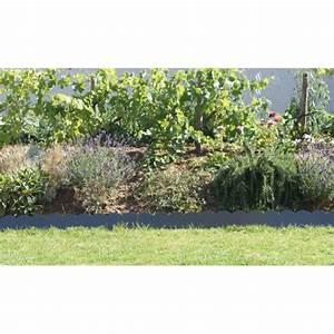 Bordure De Jardin : installez une bordure de jardin en acier gris de jardin et ~ Melissatoandfro.com Idées de Décoration