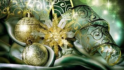 Holiday Merry Snow Winter Tree Santa Desktop
