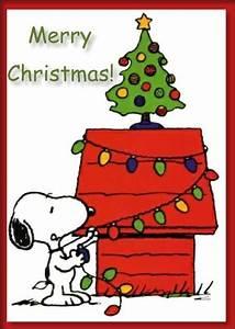 Merry Christmas! | Peanuts | Pinterest