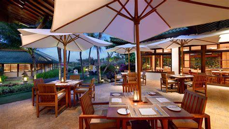 patio cafe design outdoor patio design for restaurant with reclaimed teak