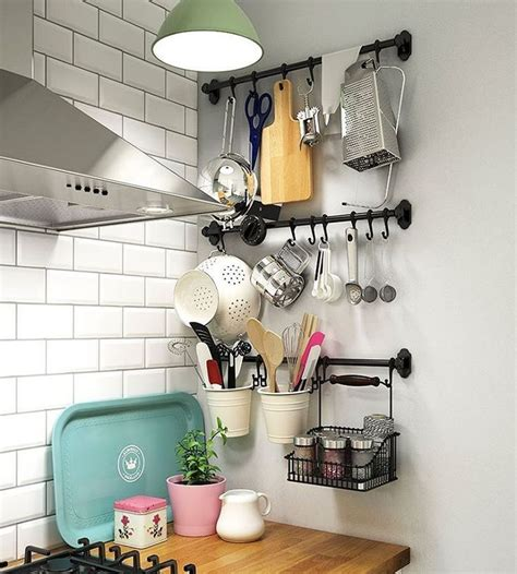 Best 25+ Kitchen Wall Storage Ideas On Pinterest  Wire