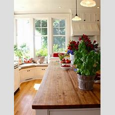 Arbeitsplatten Für Küchen  Beispiele, Welche Sie In