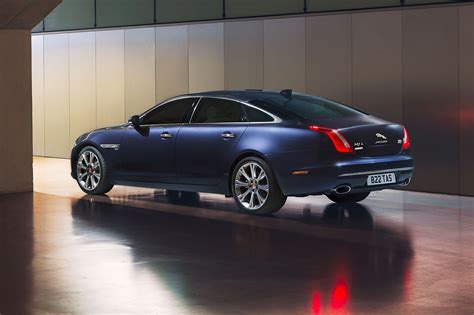 2016 Jaguar Xj Goes Seriously Premium