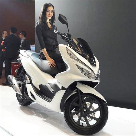 Harga Dan Warna All New Honda Pcx 150 Lokal Sudah Muncul