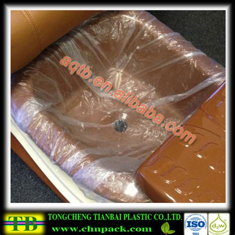 foot tub cover disposable plastic liners for pedicure spa