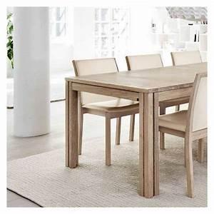 Pied Table Scandinave : table scandinave rectangulaire en bois avec allonges sm23 24 4 ~ Teatrodelosmanantiales.com Idées de Décoration