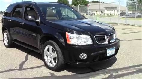 2008 Pontiac Torrent Gxp 2g150440a