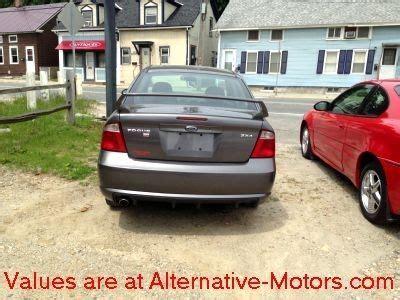 purchase   ford focus zx st sedan  door