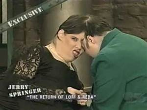 Lori and Reba Schappell on Jerry Springer - Part 4 of 6 ...