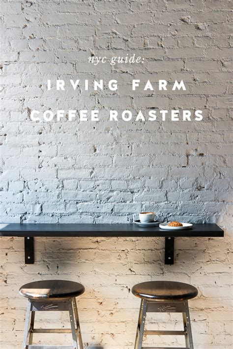 Our new cafe at 27th & park is connected to the speakeasy j. NYC Guide: Irving Farm Coffee Roasters Upper East Side ...