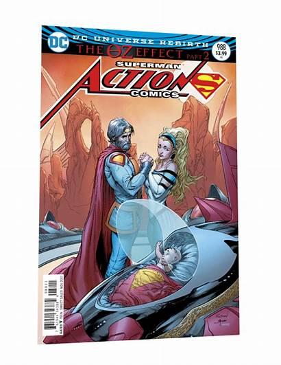 Action Comics Dc Superman