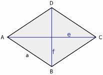 Raute Diagonale Berechnen : raute geometrie rechner ~ Themetempest.com Abrechnung