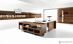 des meubles de bureau design pour un espace de travail With bureau de maison design