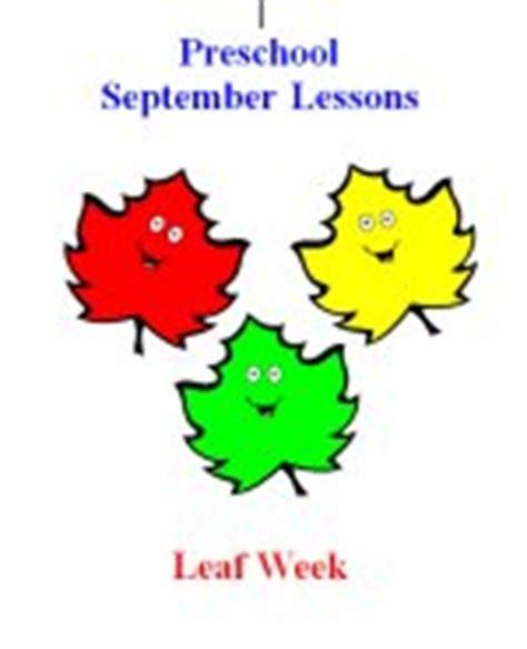 september preschool curriculum friendship all about me 929 | Preschool September Leaf Week