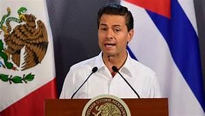 Mexican president opposes marijuana legalization - CBS News