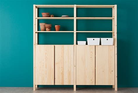 Storage Shelves & Shelving Units