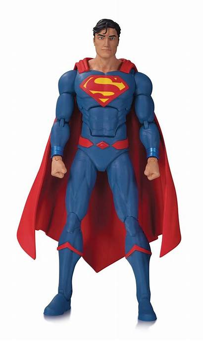 Superman Dc Action Icons Rebirth Figure Collectibles