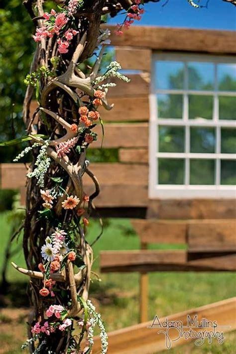 Best 25+ Deer Antler Wedding Ideas On Pinterest  Antler