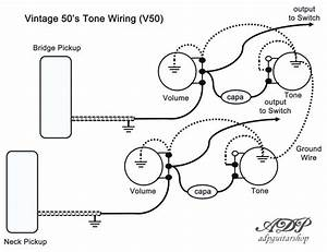 Les Paul Switch Wiring Diagram