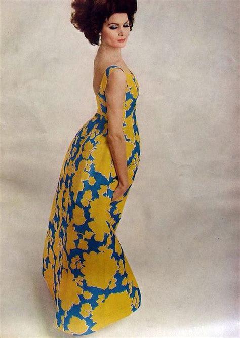 yellow dresses for 39 s bazaar 1962 albonico vintage