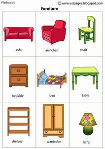 resultat de recherche d39images pour quotfurniture flashcards With kitchen furniture esl