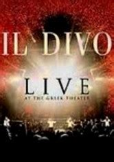 il divo at the coliseum il divo at the coliseum 2009 for rent on dvd dvd netflix