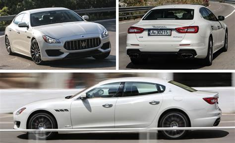 2017 maserati ghibli vs quattroporte 2017 maserati quattroporte first drive review car and