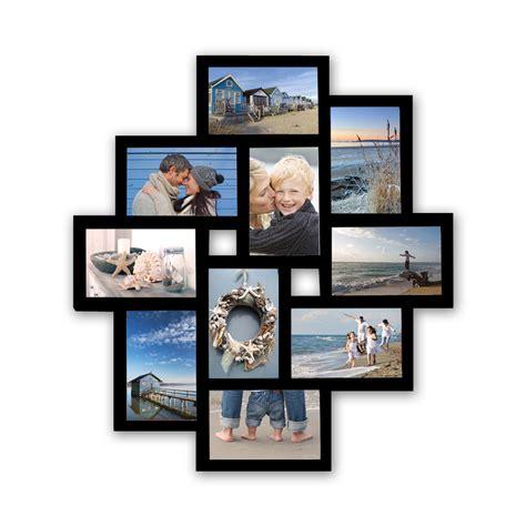 bildergalerie fotogalerie bilderrahmen collage bilder foto rahmen schwarz 127 2 ebay