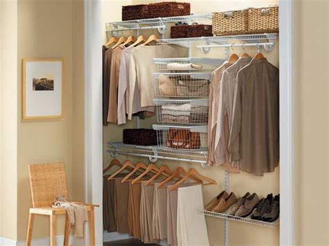 all benefit you can get from closet organizer home depot