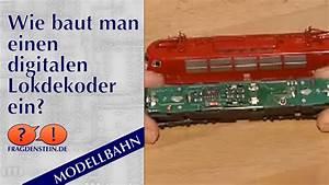 Wie Baut Man Ein Hochbeet : wie baut man einen digitalen lokdekoder ein youtube ~ Frokenaadalensverden.com Haus und Dekorationen
