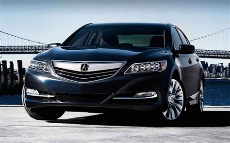 2019 Acura Rlx  Upcoming Car Redesign Info