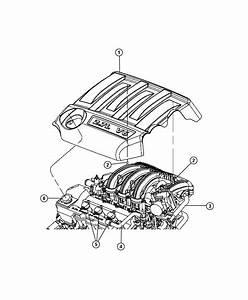 2008 Dodge Avenger Cover  Engine