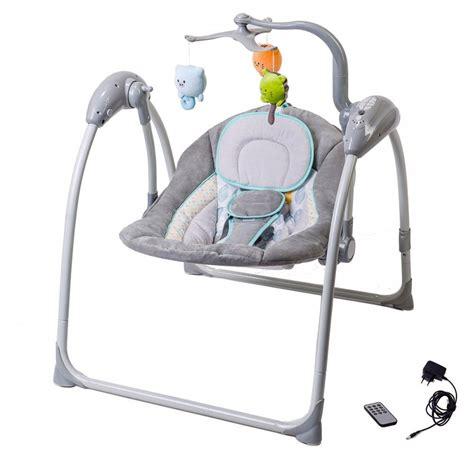balancelle electrique bebe balancelle transat 233 lectrique lilou 2 bebe2luxe avis