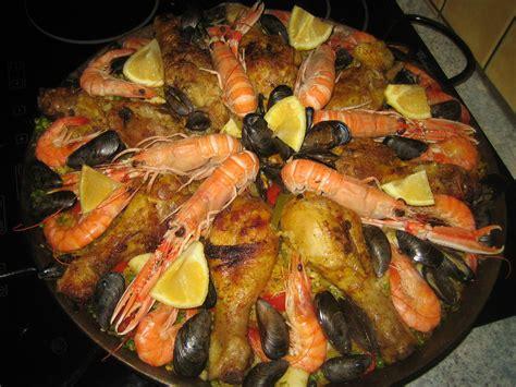 cuisine espagnole paella royale cuisine