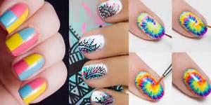 Need some new nail art ideas you can try at home check out these step