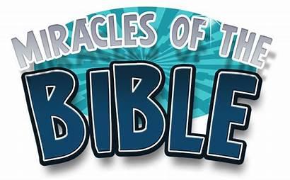 Miracles Bible Biblical Teachsundayschool