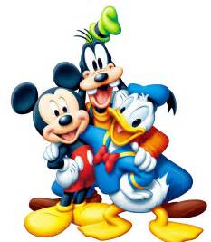 Disney Mickey Mouse Goofy Donald Duck