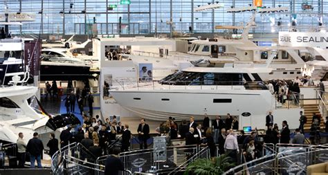 Southton Boat Show 2017 Attendance Figures by Boot Dusseldorf Follows In Improved Attendance