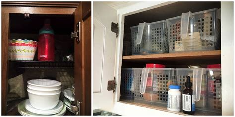 rv kitchen storage solutions calm the clutter rv storage solutions and organization 5036