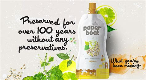 Paper Boat Drinks All Flavors by Study How Paperboat Is Building Its Brand Story With